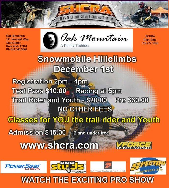 Oak Mountain Hillclimbs