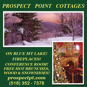 Prospect Point Cottages
